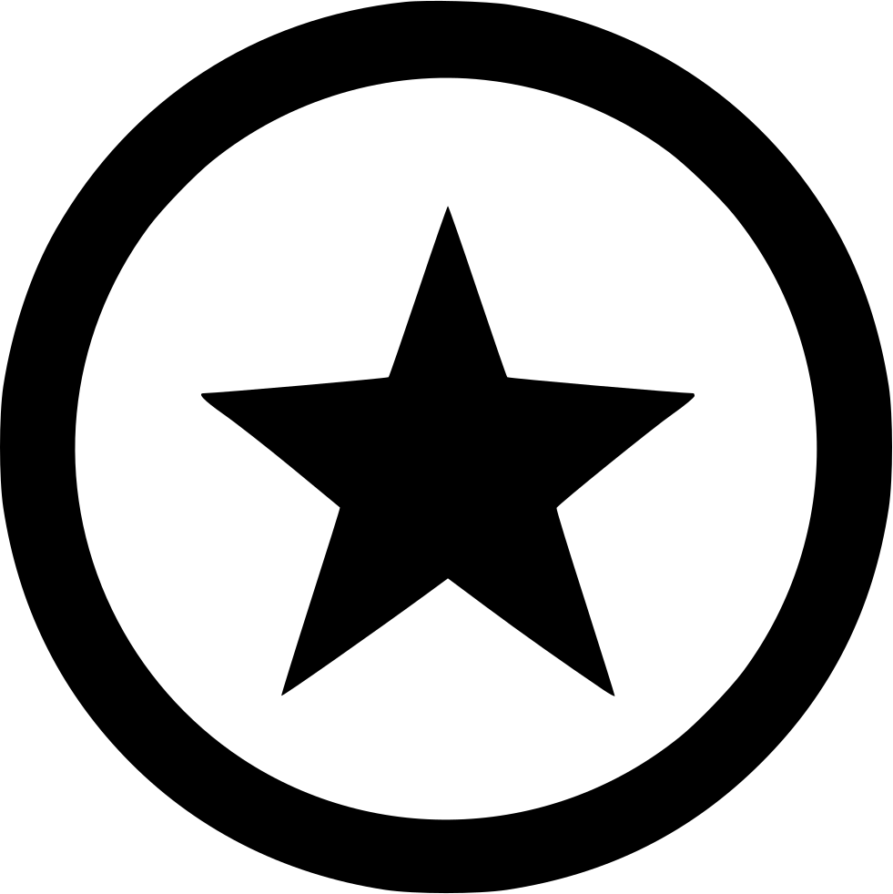 Free Military Png - Army Round Sign Star Military Weapon Dot Svg Png Icon Free ...