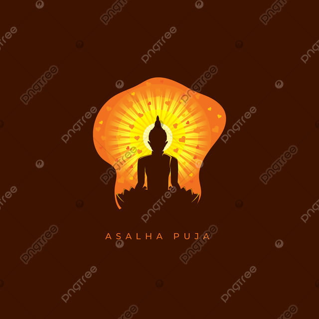 Asalha Puja Png - Asalha Puja Day, Asalha, Puja PNG and Vector with Transparent ...