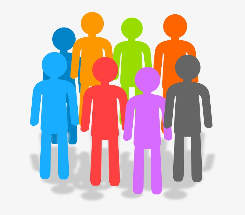 Group Of People Transparent - Association, Community, Group, Meeting, People - Population ...