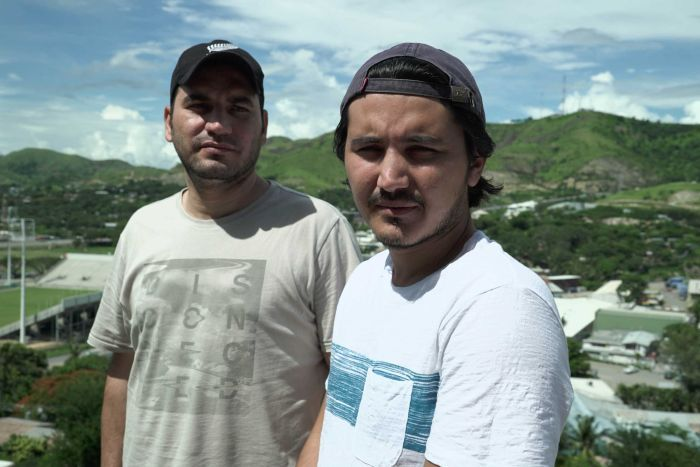 Stranded Png - Asylum seekers left stranded in PNG give up on dreams of a new ...