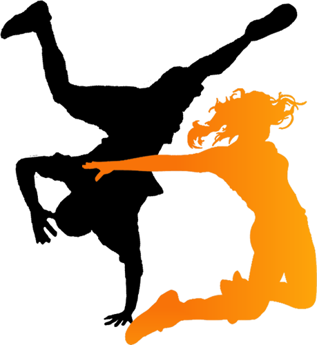 Dance Art Png - Athletic dance move,Silhouette,Clip art,Flip (acrobatic),Dance ...