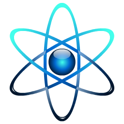 Atom Icon Png Free Icons Libra 9237 Png Images Pngio