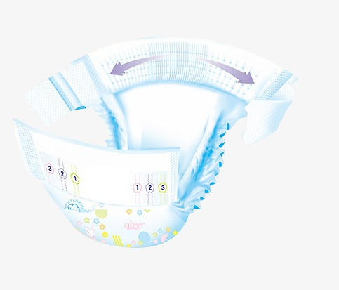 Baby Diapers Clipart
