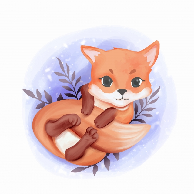 Baby Fox Png Free Baby Fox Png Transparent Images 49496 Pngio