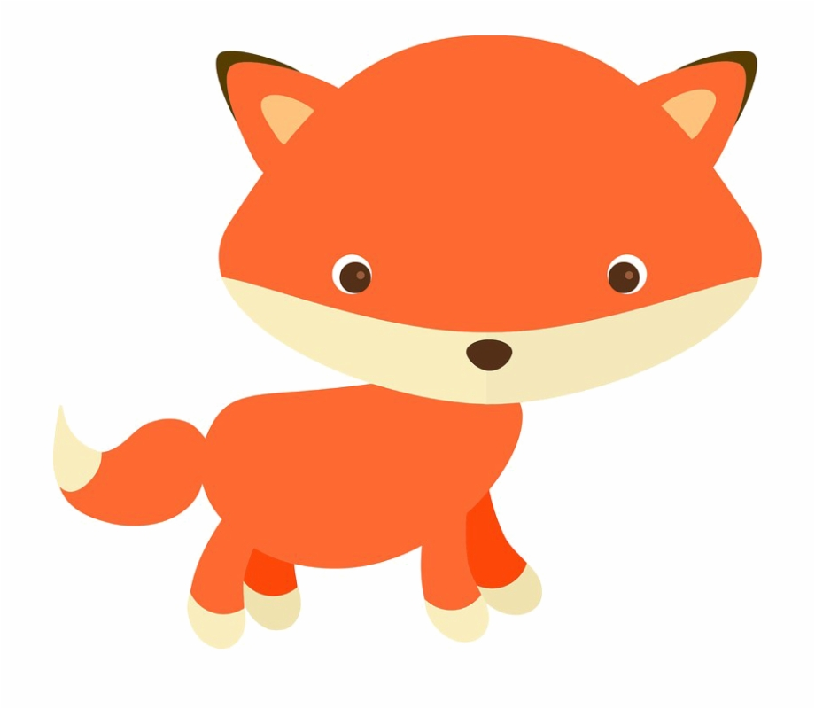 Baby Fox Png - Baby Fox Png - Cute Picture Without Background, Transparent Png ...