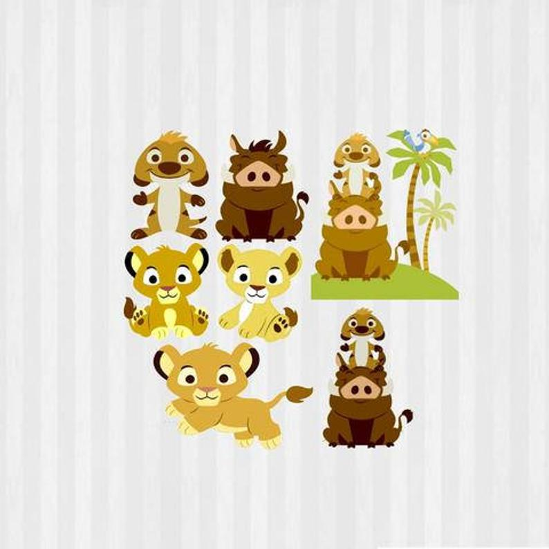 This is a graphic of Printable Lion King Baby Shower Invitations for first birthday