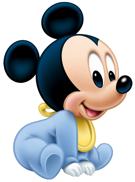Baby Mickey Mouse Png - Baby Mickey PNG Image - PurePNG | Free transparent CC0 PNG Image ...
