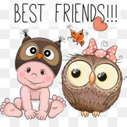 Mother Baby Owl Png - Baby Owl PNG - Baby Owl, Cartoon Baby Owls, Baby Owl Hat, Baby Owl ...