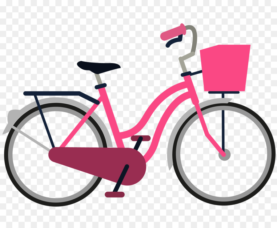 Pink Bicycle Png - Background Pink Frame png download - 1704*1384 - Free Transparent ...