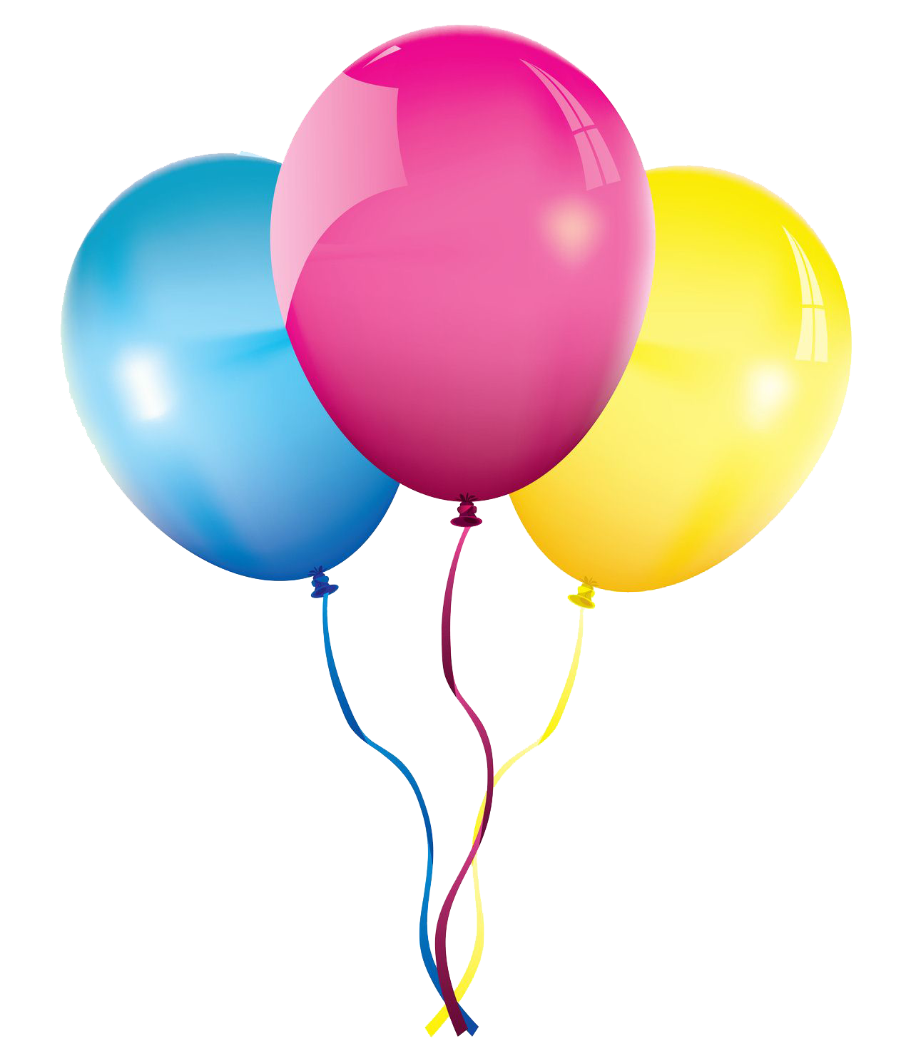 Balloons Png - Balloons PNG File