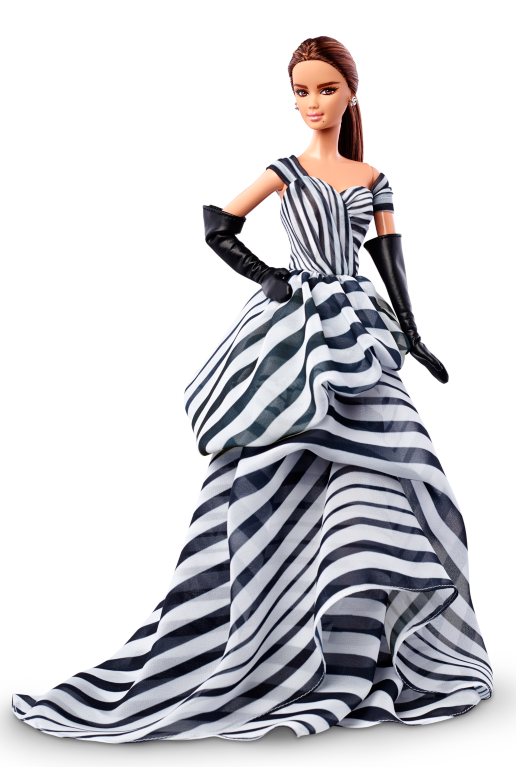 Doll Dress Png Images - Barbie Doll PNG Black And White Transparent Barbie Doll Black And ...