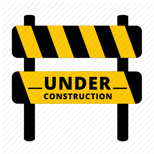 Under Construction Png - barrier, build, building zone, construction, maintenance, restricted, under  construction icon