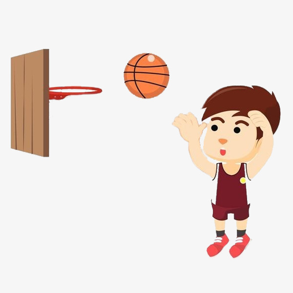 Basketball boy. Clipart ima png images