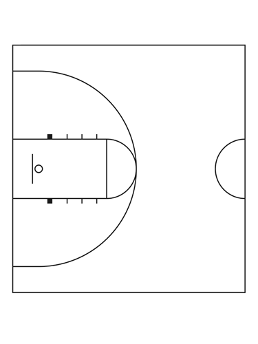 Basketball Court Lines Png & Free Basketball Court Lines ...
