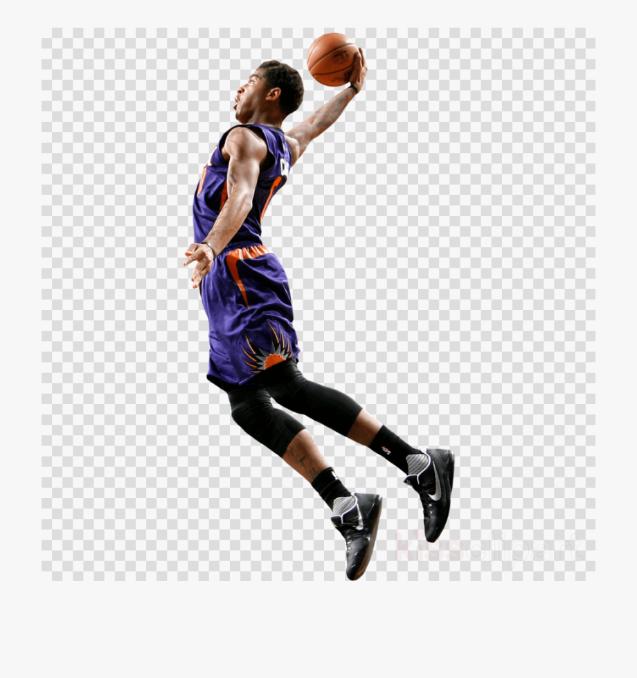 Basketball Player Dunking Png - Basketball, Sports, Ball, Transparent Png Image & Clipart - Nba ...