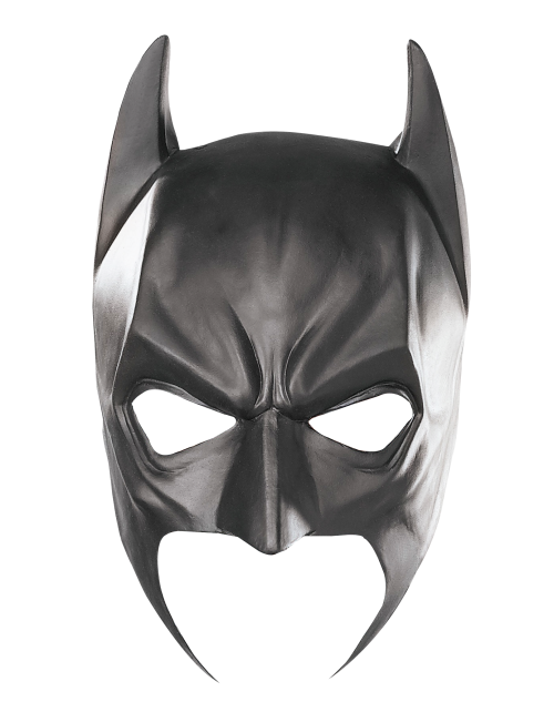 Batman Mask Png - Batman Mask PNG Transparent Image