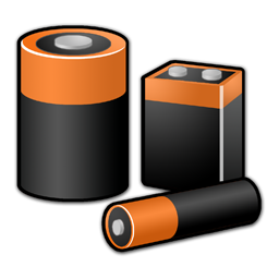 Battery Png - batteries, battery, power icon. Download PNG