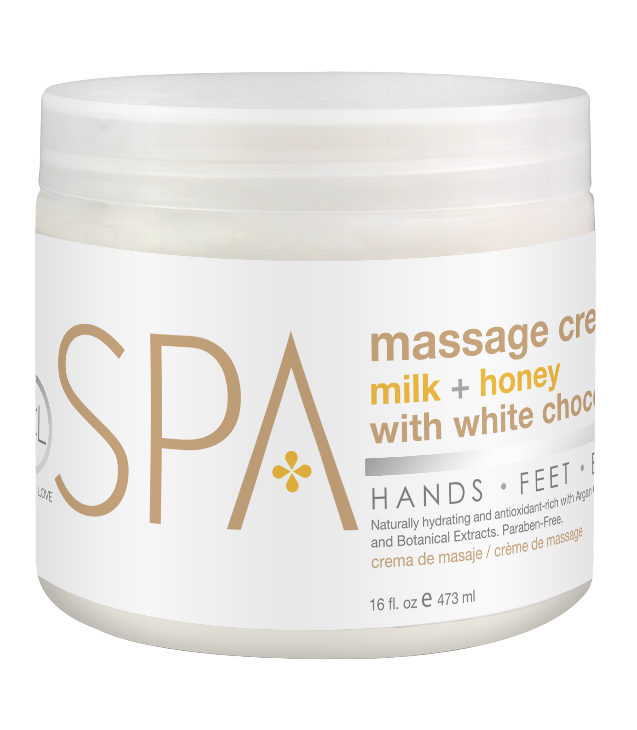 Honey Massage Png - BCL SPA Massage Cream Milk Honey with White Chocolate – BCL SPA ...