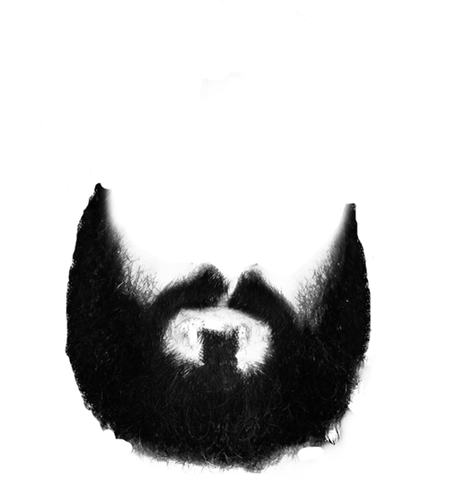 Black Beard Png - Beard Black And White PNG #44566 - Free Icons and PNG Backgrounds