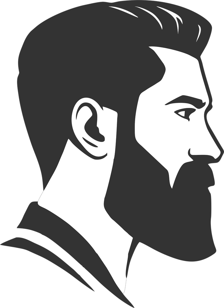 Man With Beard Png - Beard PNG images free download