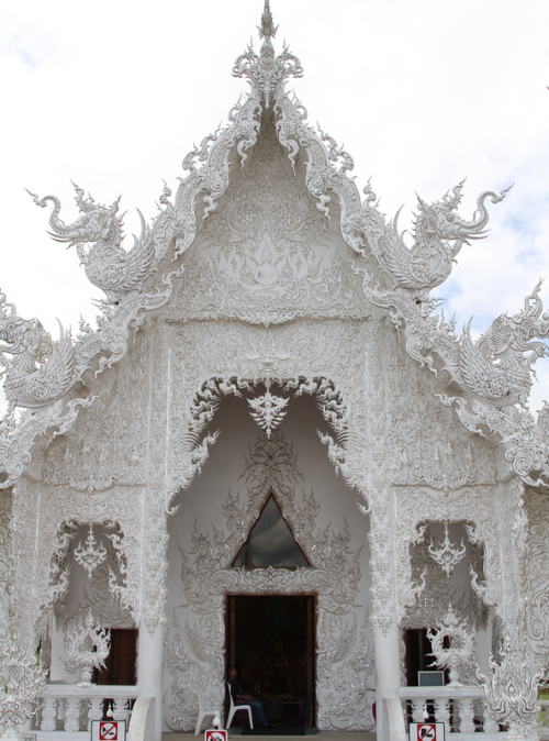Wat Rong Khun Png - Beauty will save the world