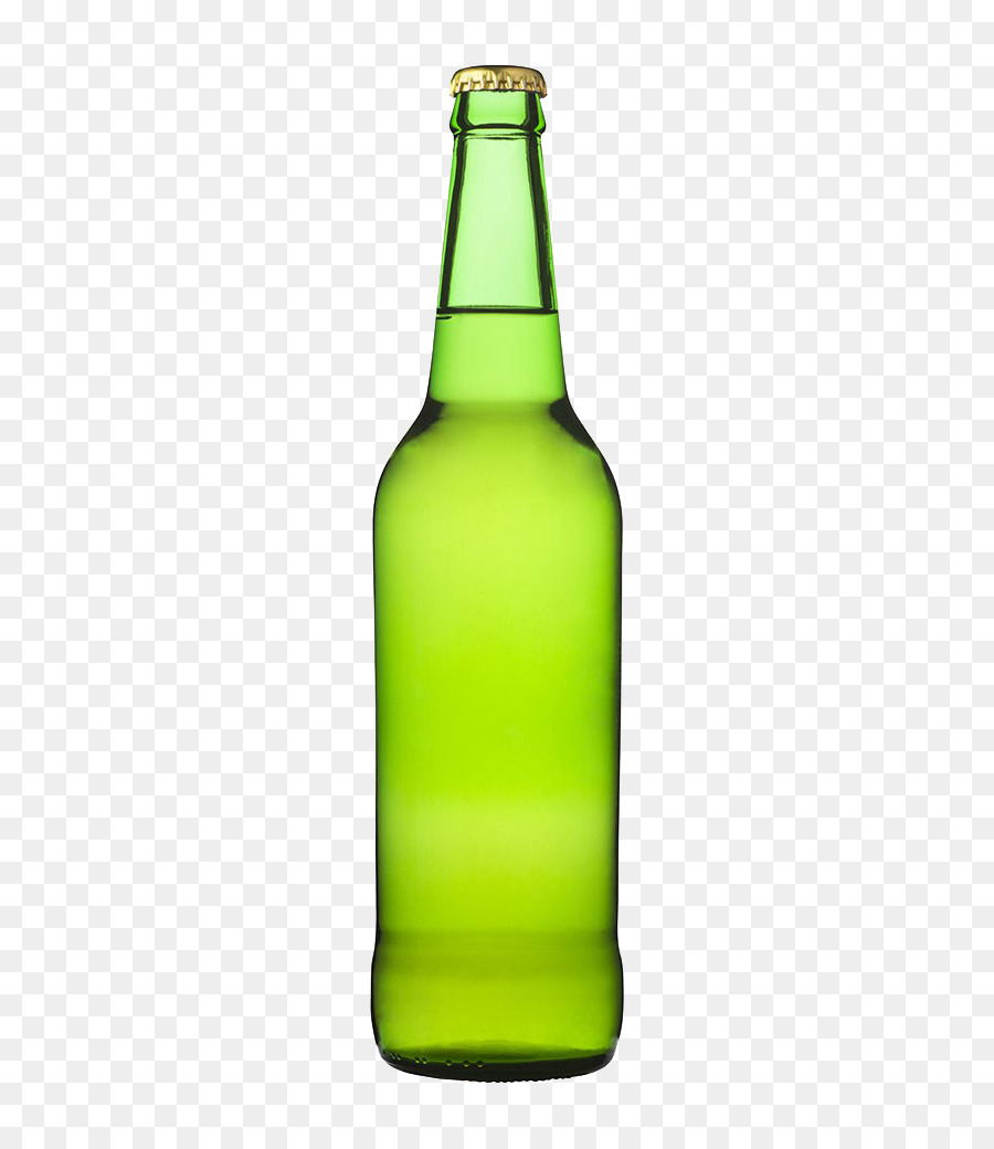 Green Beer Png - Beer bottle Glass bottle - Green beer bottle png download - 448 ...