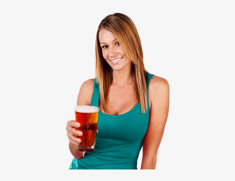 Drinking Beer Png - Beer Girl - Woman Drinking Beer Png Transparent PNG - 367x550 ...