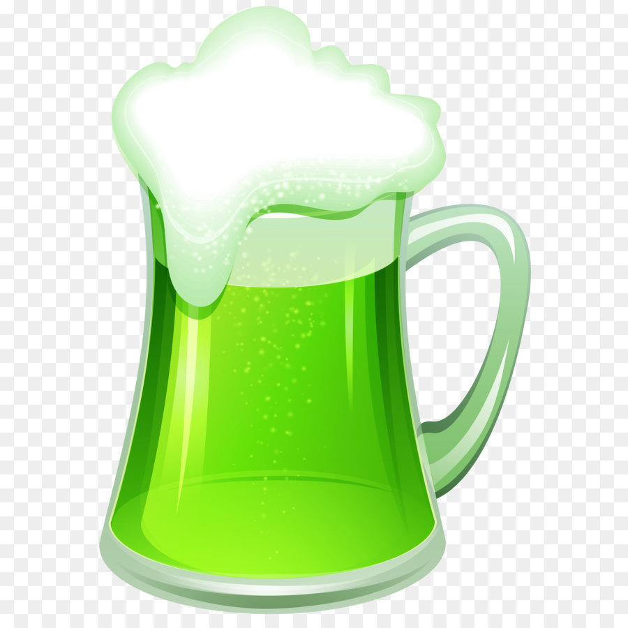 Green Beer Png - Beer Saint Patrick's Day Shamrock Clip art - St Patrick's Day with ...