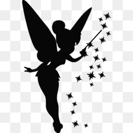tinkerbell png black and white free tinkerbell black and. Black Bedroom Furniture Sets. Home Design Ideas