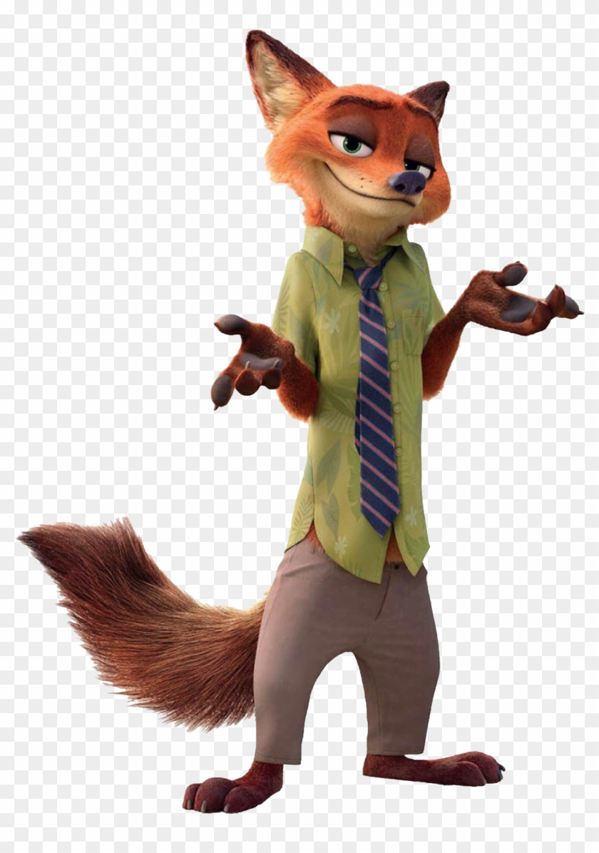 Png Zootopia - Best 25 Nick Wilde Ideas On Pinterest - Nick Zootopia