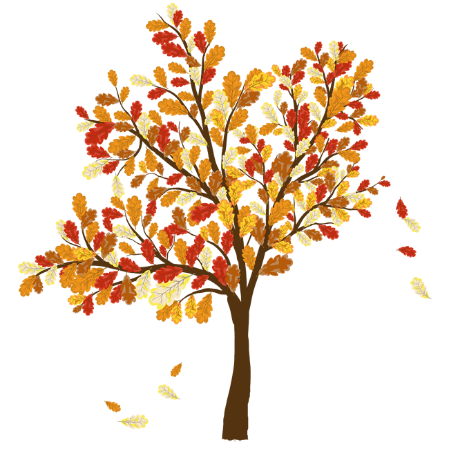 First Day Of Fall Png - Best Fall Leaves Clip Art #22646 - Clipartion.com