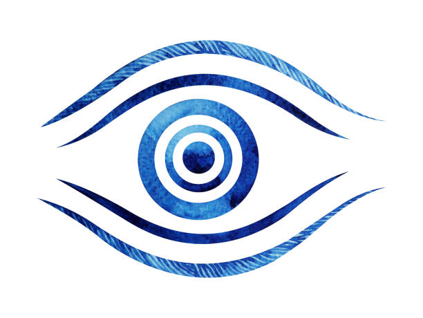 Third Eye Clipart - Best Third Eye Illustrations, Royalty-Free Vector Graphics & Clip ...