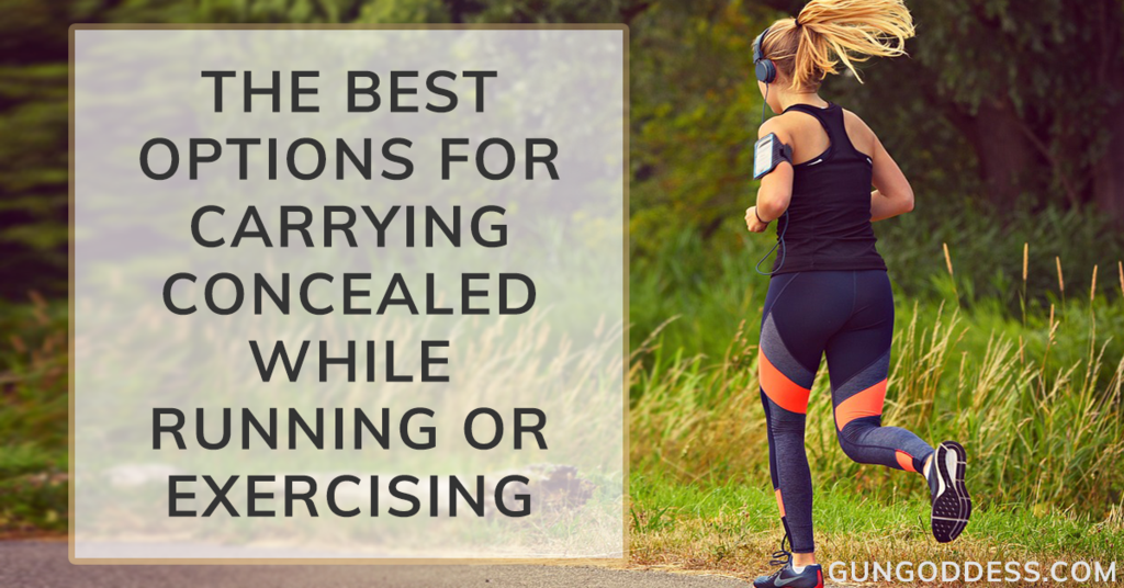 Jogging Holster Png - Best Way to Conceal Carry While Running | Holsters | GunGoddess