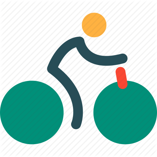 Png Delivery Man On Bike - Bicycle, delivery, man on bicycle, transport, transportation ...