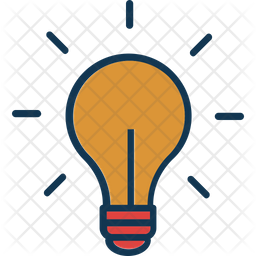 Big Idea Icon Of Colored Outline Style Png Images Pngio