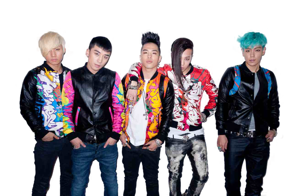 Big Bang Png - BIGBANG png [render] by Sellscarol on DeviantArt