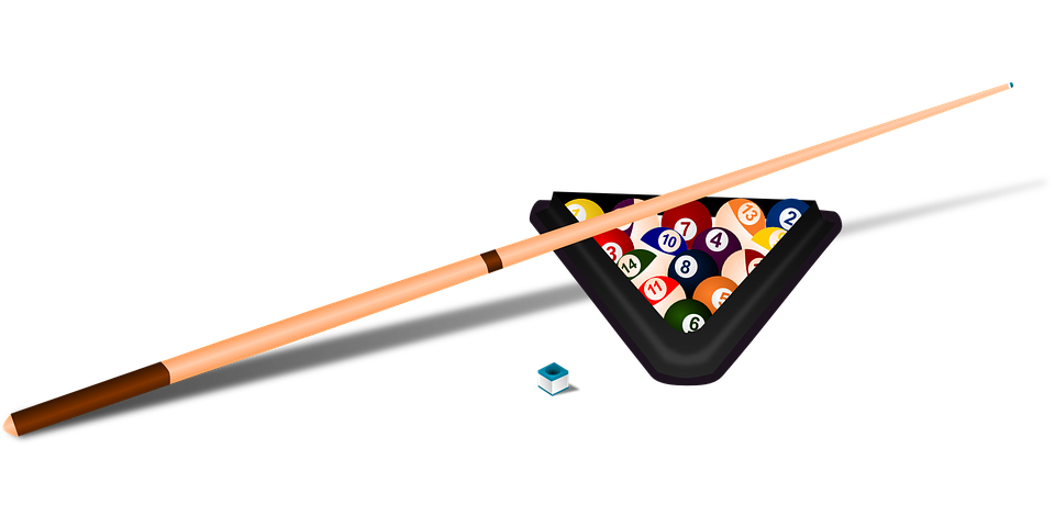 Pool Table Sticks And Balls Png - Billiard Pool Snooker Cue - Free vector graphic on Pixabay