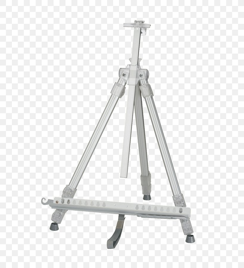 Portable Artist Easel Png - Binders Art Supplies And Frames Easel Product Design Tripod, PNG ...