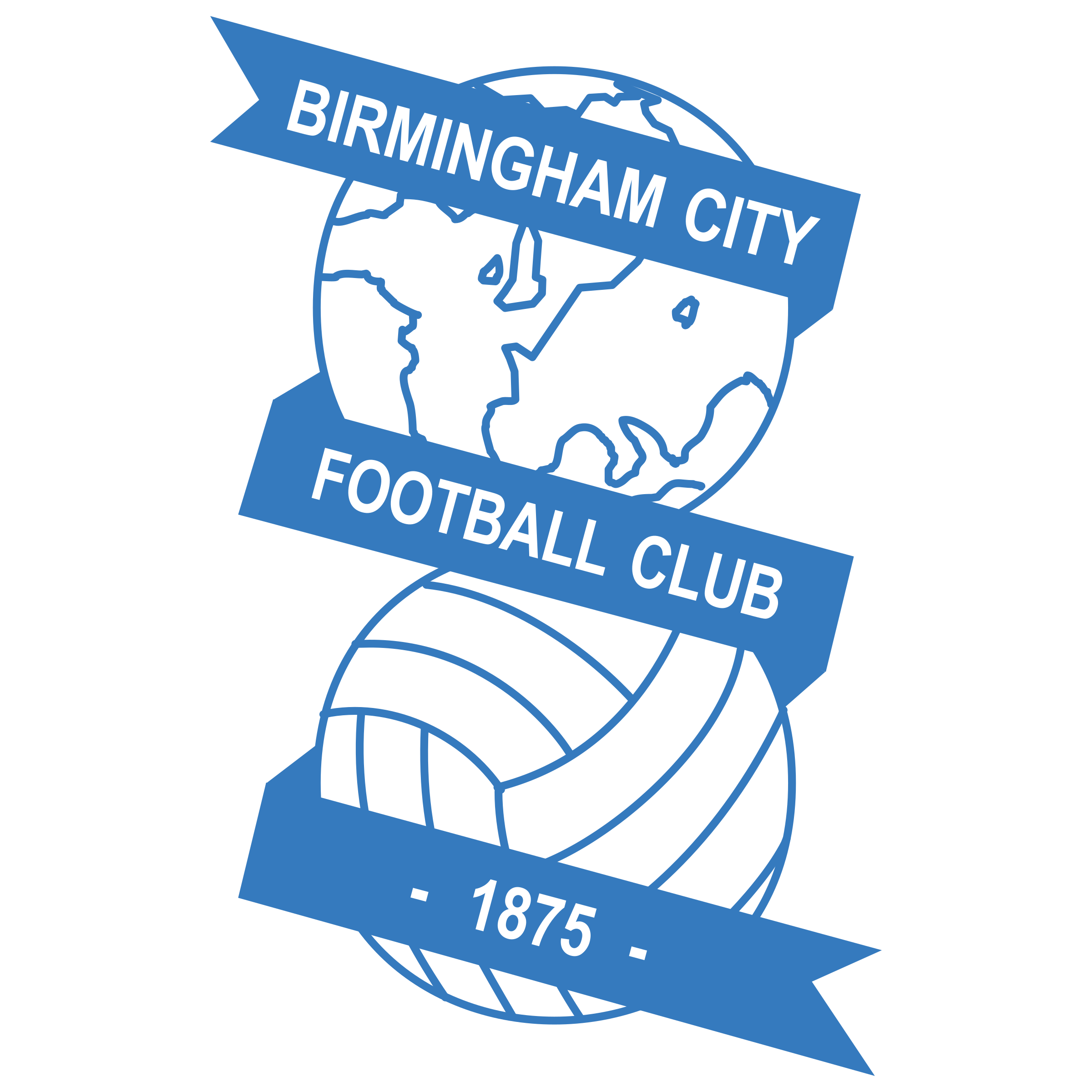 Birmingham Png - Birmingham City FC Logo PNG Transparent & SVG Vector - Freebie Supply