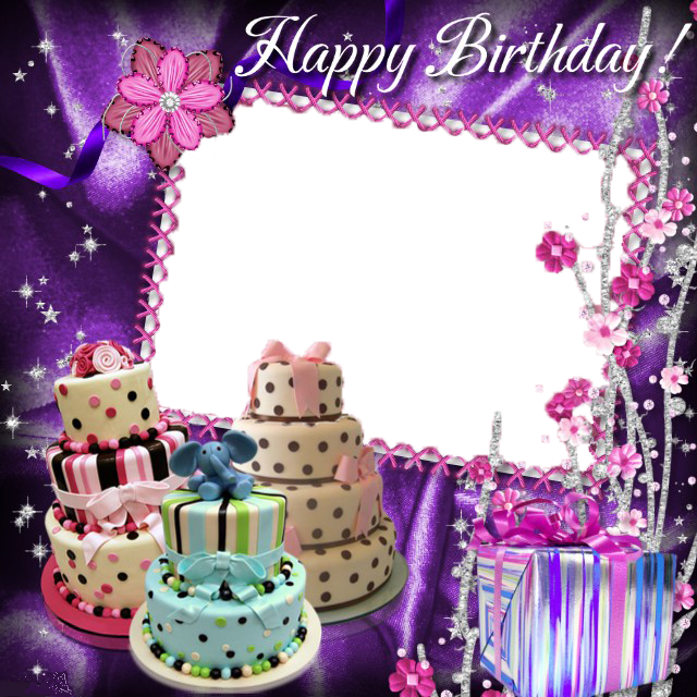Birthday Collage Frame Png & Transparent Images #1340 - PNGio