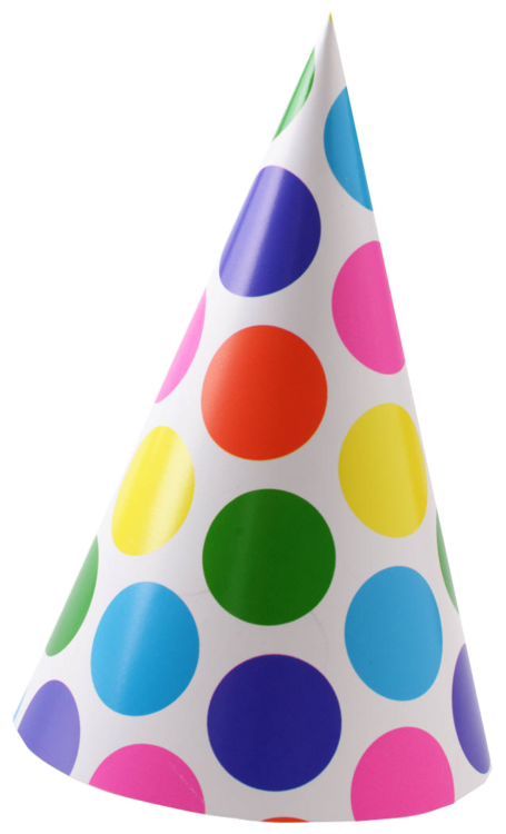 Birthday Hat Transparent - Birthday hat clipart transparent background collection - ClipartPost