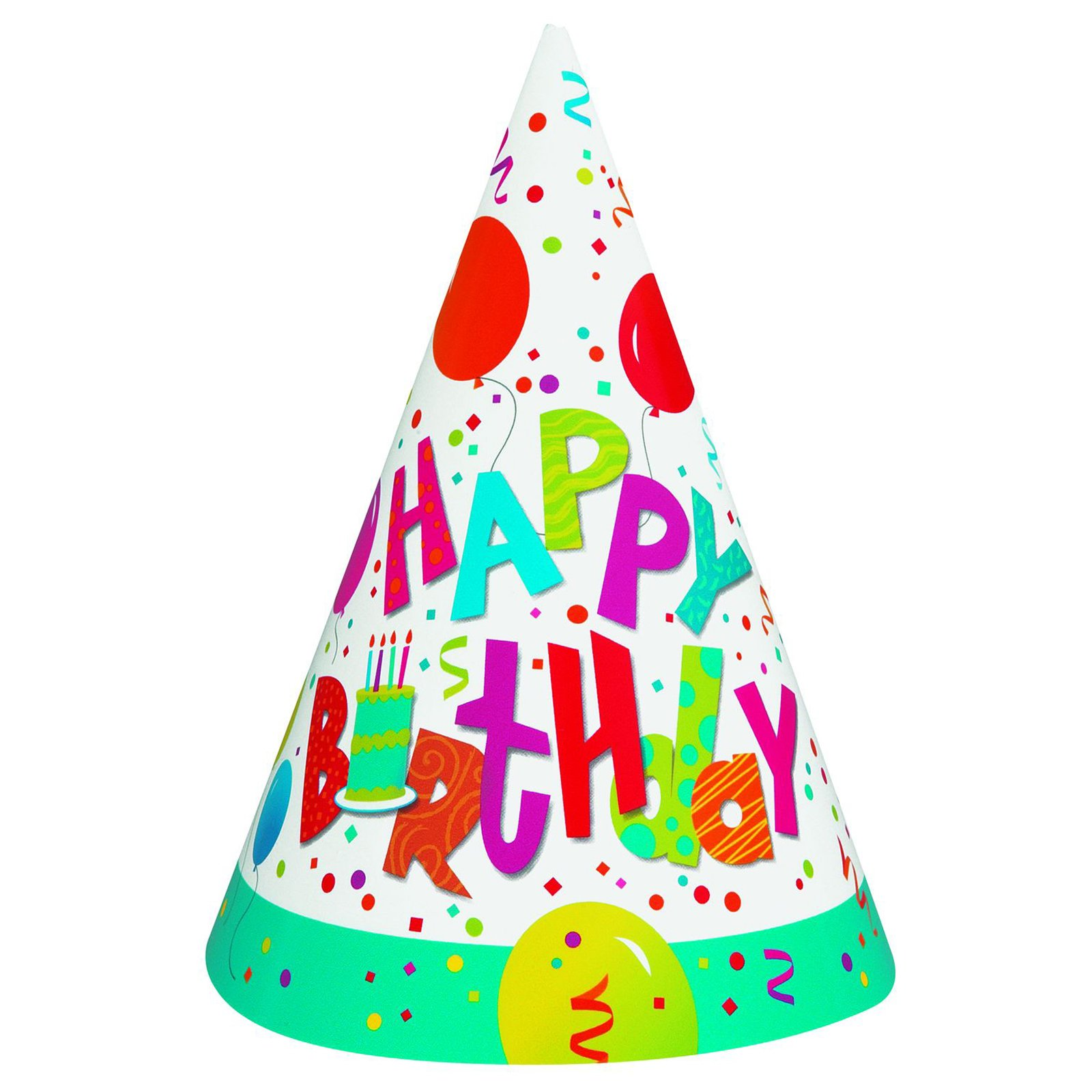 Birthday Hat Transparent - Birthday hat transparent background free clipart 2 - ClipartBarn