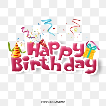 Birthday Png Images - Birthday PNG Images, Download 22,768 Birthday PNG Resources with ...