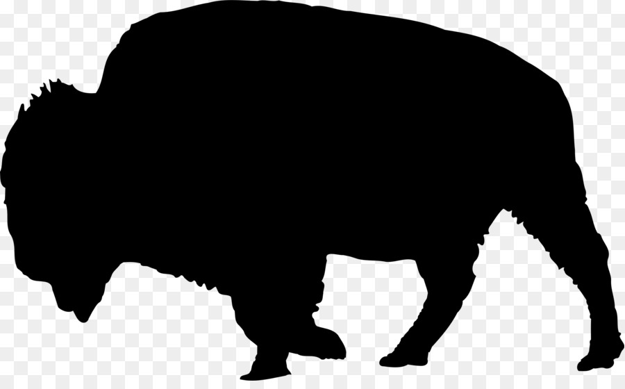 Native American Buffalo Png - Bison clipart buffalo herd, Bison buffalo herd Transparent FREE ...