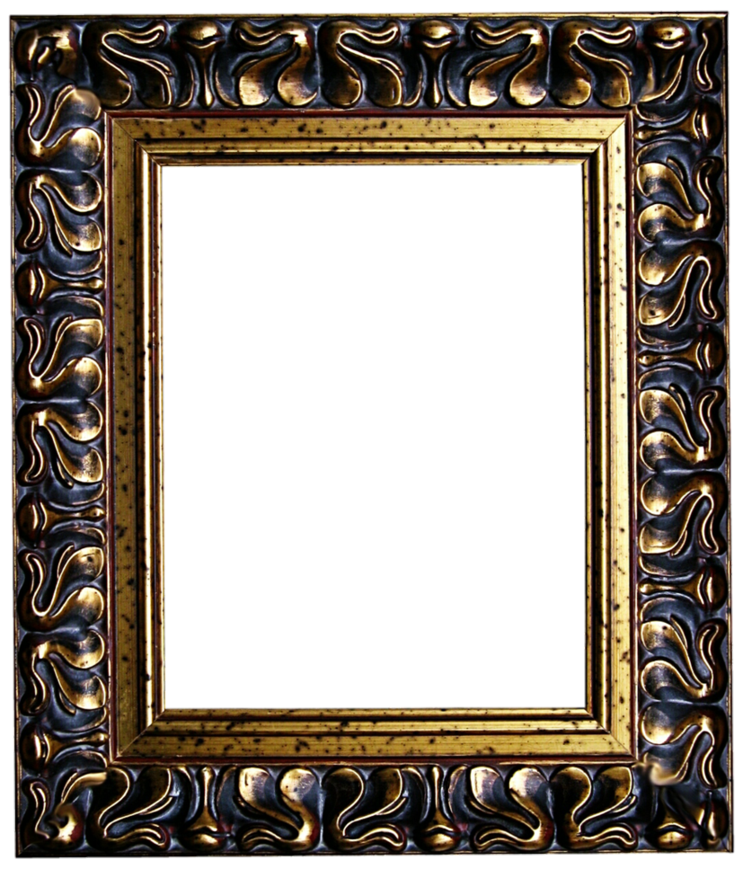 Black And Gold Antique 79876 Png Images Pngio