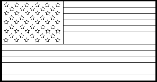 - United States Flag Coloring Png & Free United States Flag Coloring.png  Transparent Images #129985 - PNGio
