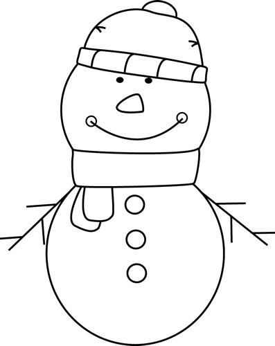 Snowman Black And White Png - Black and White Snowman Clip Art - Black and White Snowman Image ...