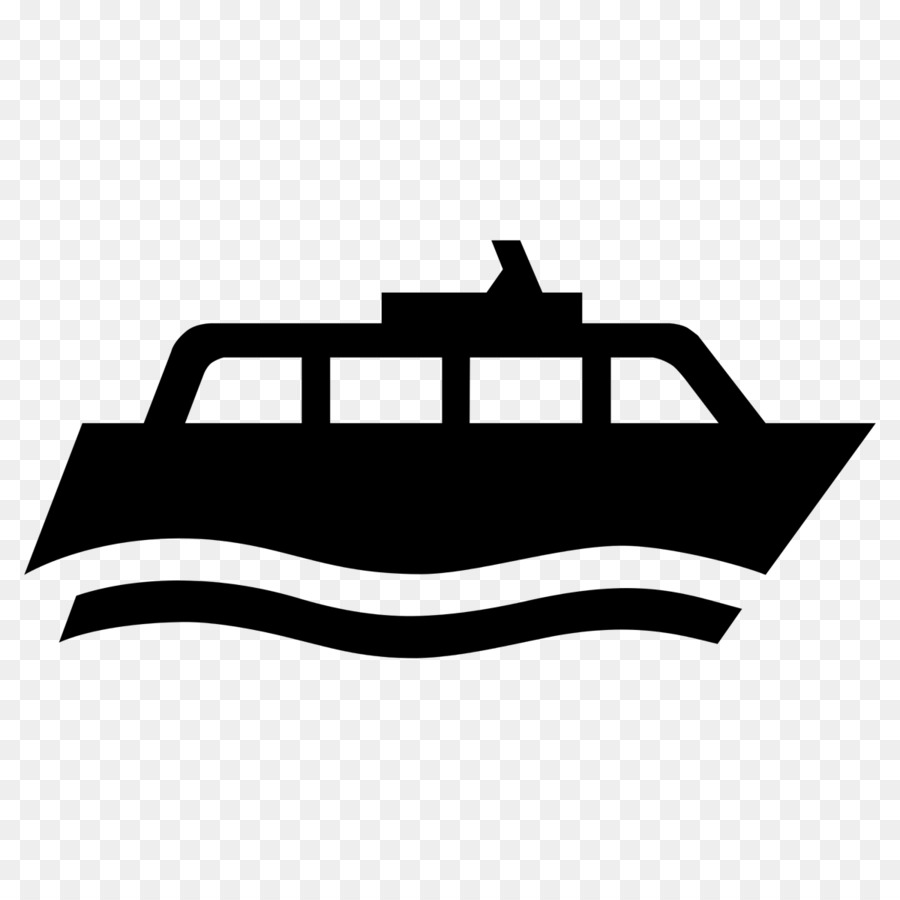 Ferry Icon Png - Black Line Background png download - 1200*1200 - Free Transparent ...