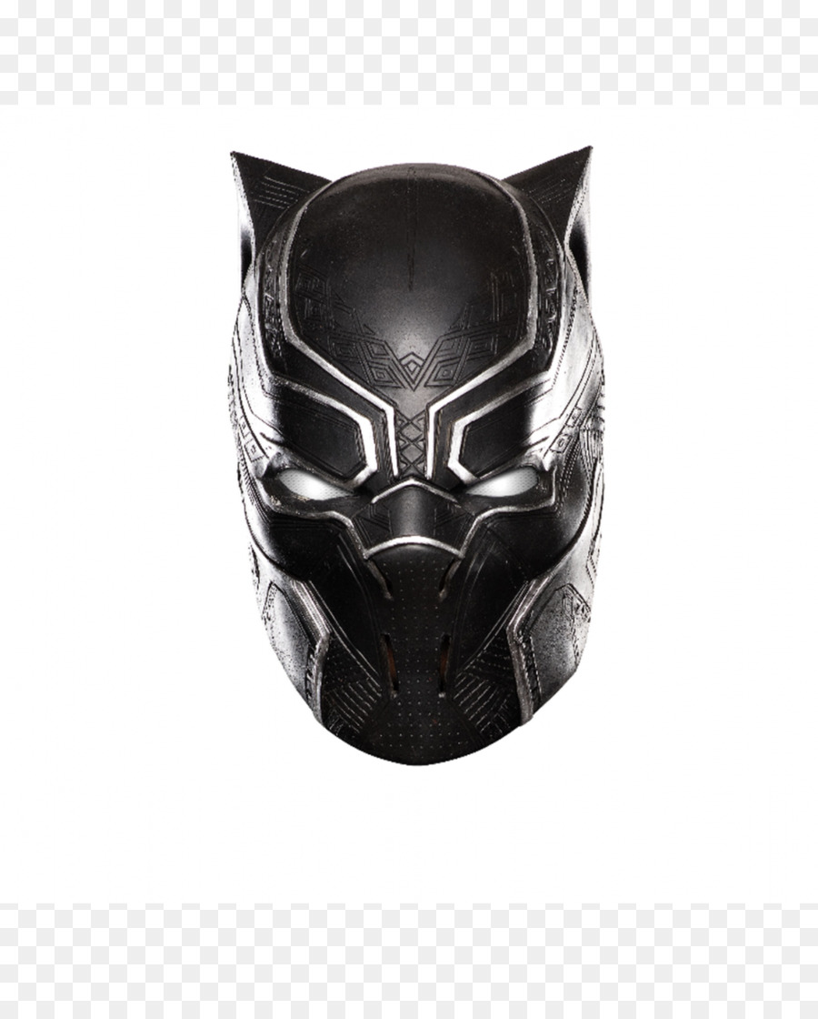 Black Panther Mask Png - Black Panther Latex mask Costume Marvel Comics - Black Panther ...