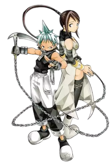 Black Star And Tsubaki Png Free Black Star And Tsubaki Png